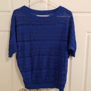 NWOT Express short sleeve blouse size Medium